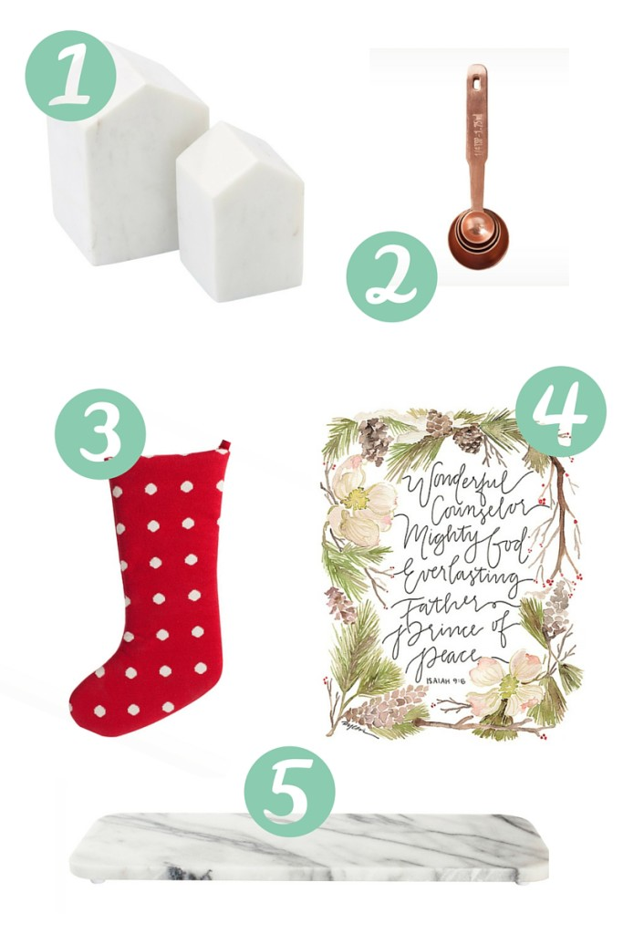 $25 and under Gift guide