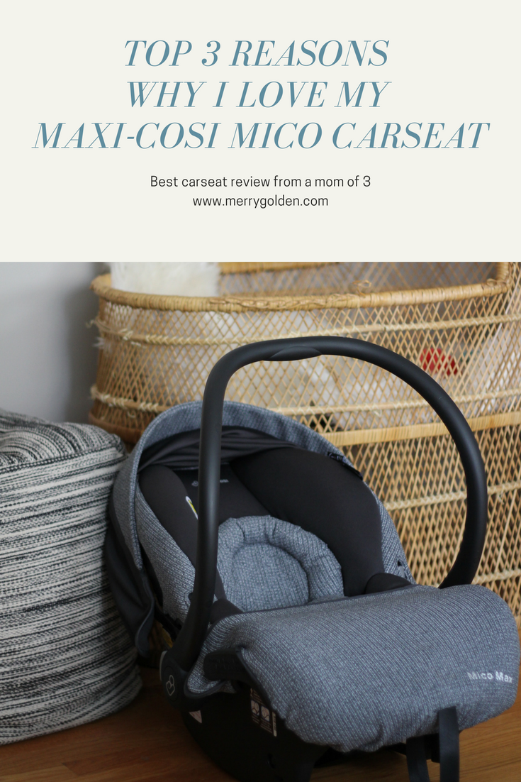 Have You Heard Of The Maxi Cosi Mico What Features Look For When Buying An Infant Care Seat